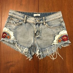 Others Follow Jean shorts